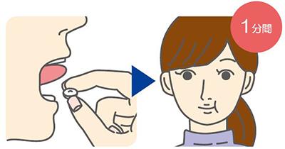 舌下免疫療法 服用方法